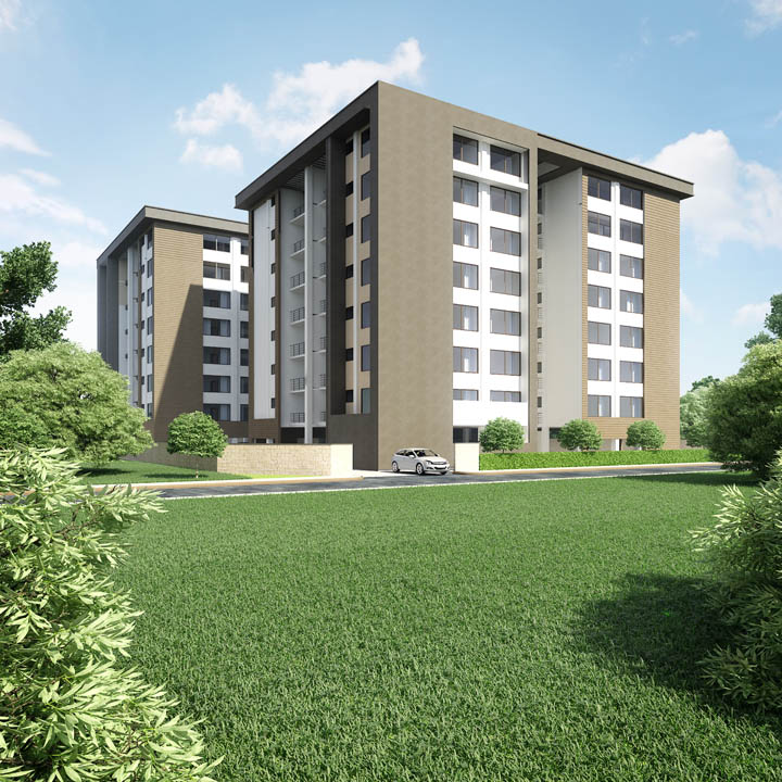 The Gateway - Residential Apartments in Nairobi, Kenya