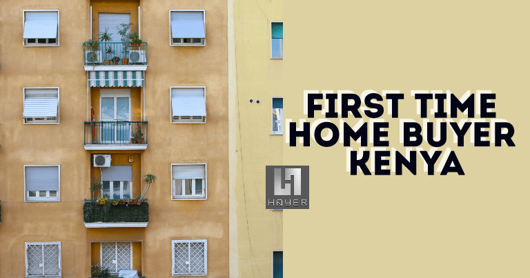 First Time Home Buyer Kenya