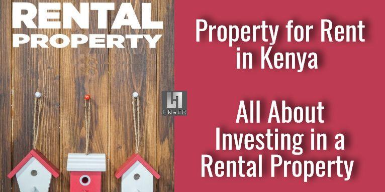 Rental Real Estate Property In Kenya