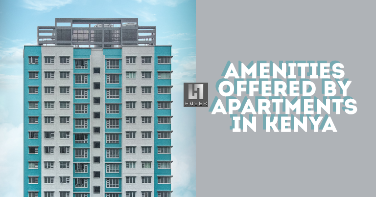 Amenities Offered By Apartments In Kenya