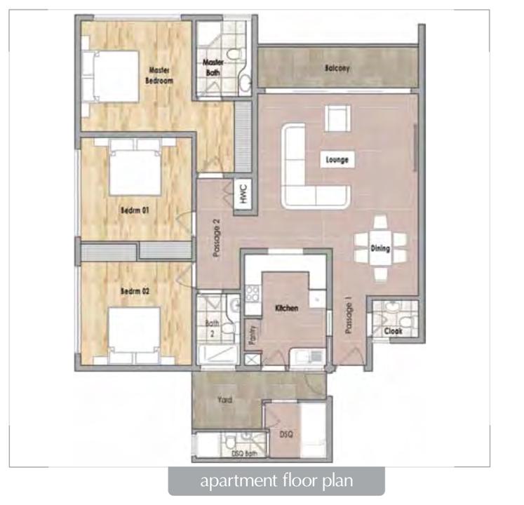Gateway Place Apartments: 3 Bedroom Apartments For Sale In Kileleshwa Nairobi